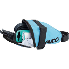 EVOC Saddle Bag 0,7 L neon blue